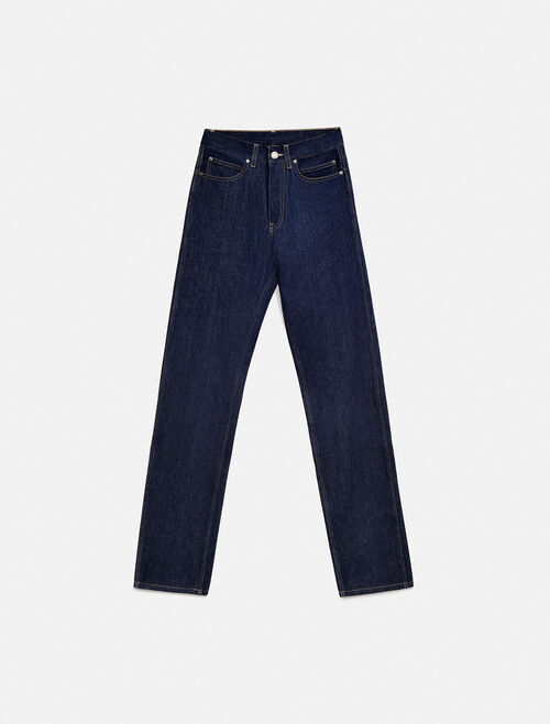 CALVIN KLEIN EST 1978 WOMEN ICON STRAIGHT LEG JEANS
