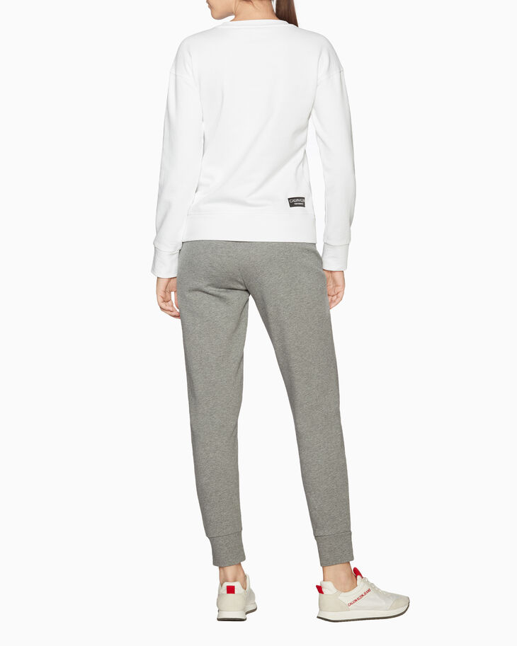 CALVIN KLEIN GRAPHICS FLEECE sweatpants