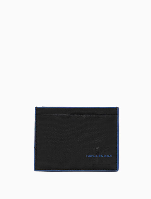 CALVIN KLEIN EDGE POP CARD HOLDER