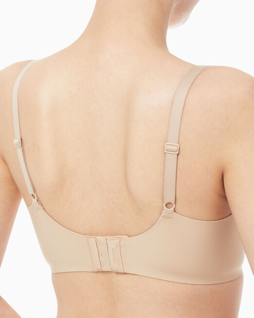 CALVIN KLEIN INVISIBLE LIGHTLY LINED BRA