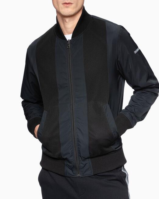 CALVIN KLEIN 리버서블 집업 재킷