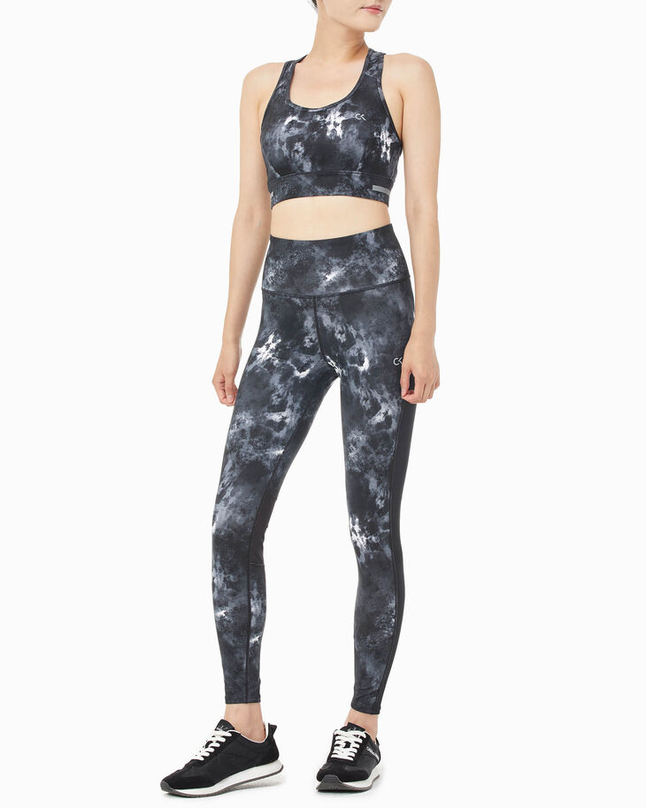 CALVIN KLEIN ORGANIC MOTION FULL LENGTH LEGGINGS
