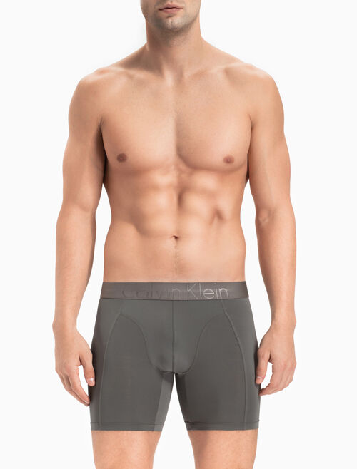 CALVIN KLEIN FOCUSED FIT MICRO 貼身長版四角褲