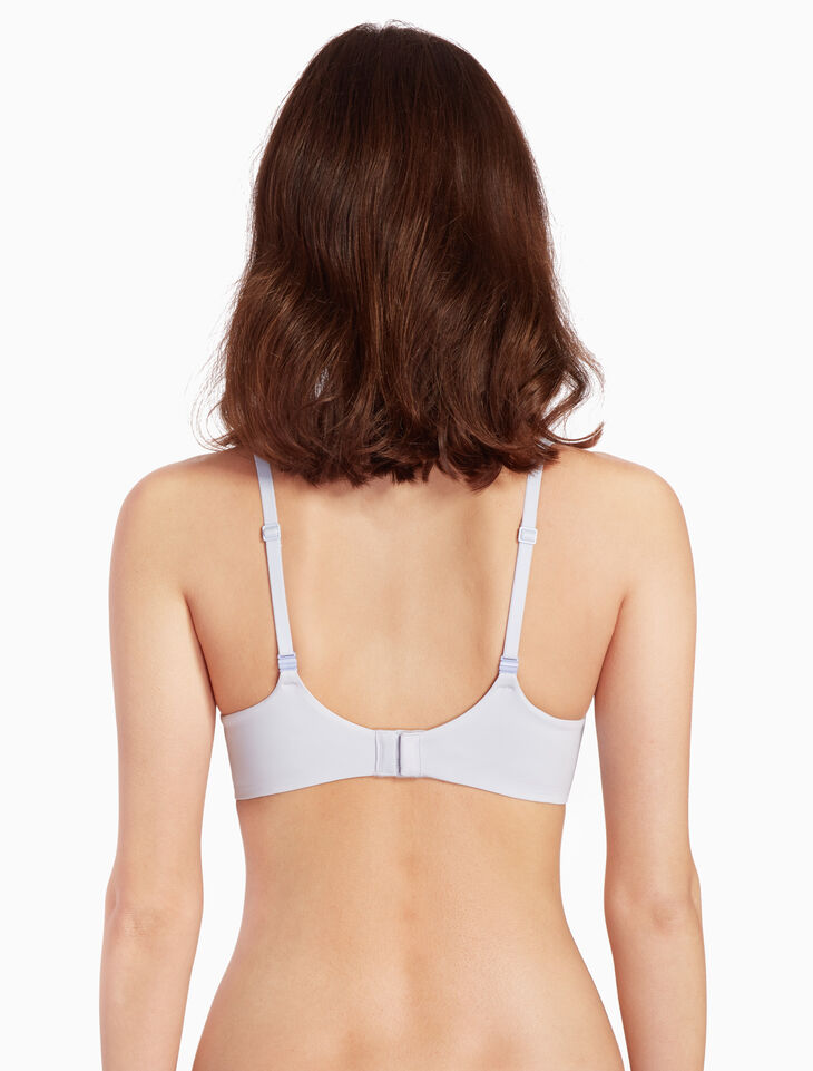 CALVIN KLEIN FORM LIGHTLY LINED DEMI BRA