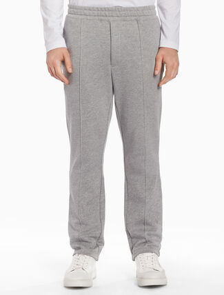 CALVIN KLEIN Straight sweat pants