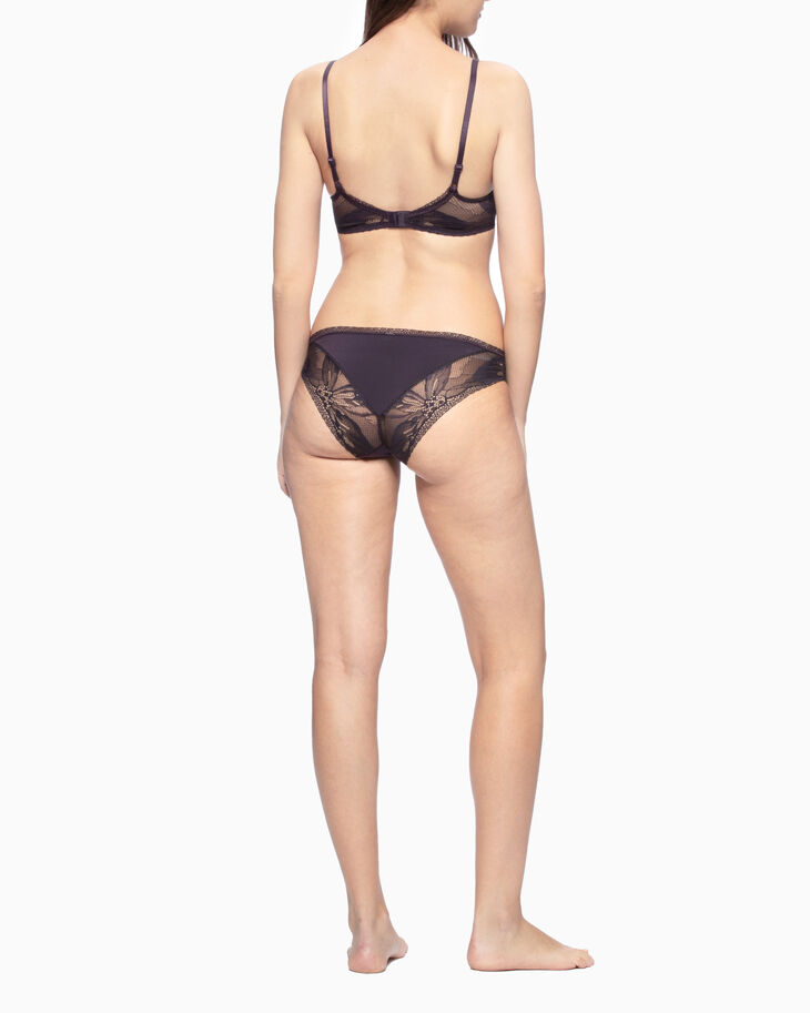 CALVIN KLEIN PETAL LACE LIGHTLY LINED 브라