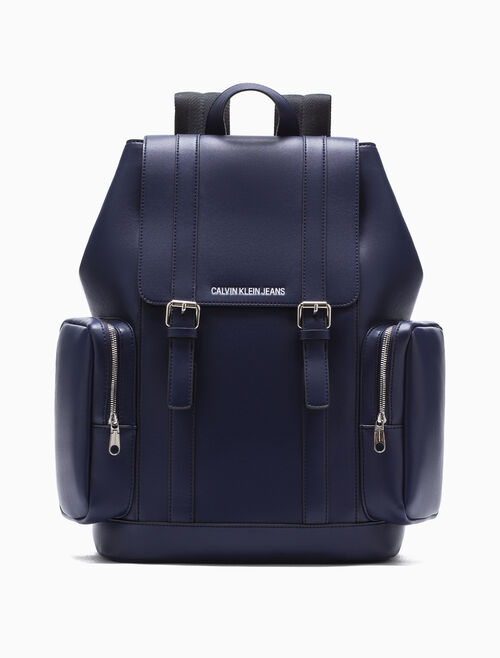 CALVIN KLEIN TOP FLAP BACKPACK