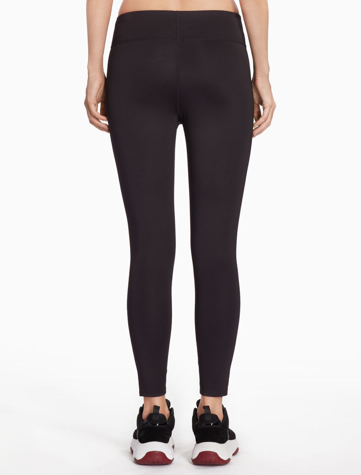 CALVIN KLEIN RAINBOW REFLECTIVE TAPE LEGGINGS
