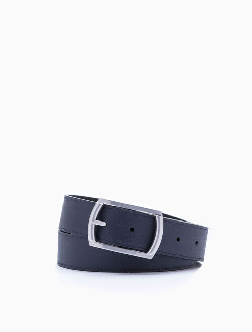 CALVIN KLEIN EXPOSED BUCKLE BELT