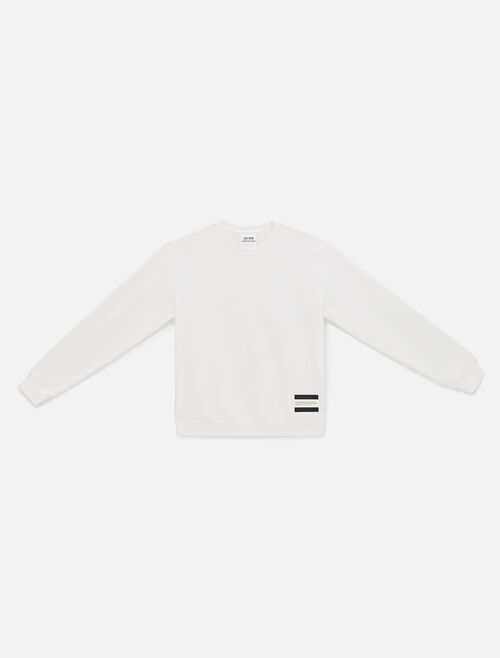 CALVIN KLEIN EST 1978 SMALL PATCH 크루넥 스웨트셔츠