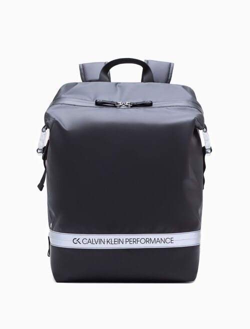 CALVIN KLEIN FOLDED BACKPACK
