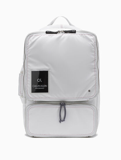 CALVIN KLEIN MODULAR SPACE CARRY ON BACKPACK