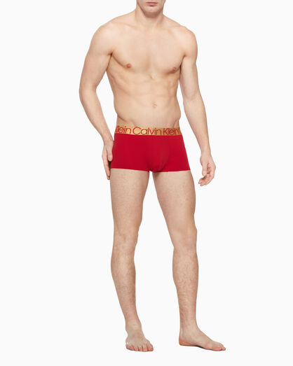 CALVIN KLEIN HOLIDAY CK COMPACT FLEX MICRO LOW RISE TRUNK