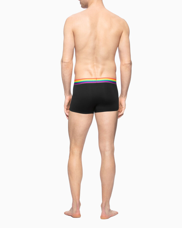 CALVIN KLEIN PRIDE MICRO LOW RISE TRUNKS