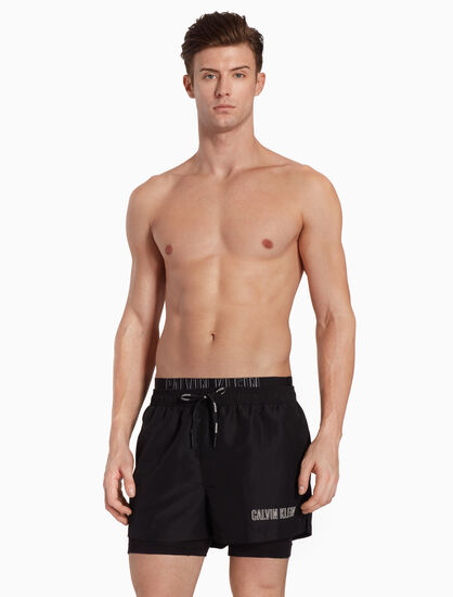 CALVIN KLEIN INTENSE POWER SHORT JAMMER COMBI