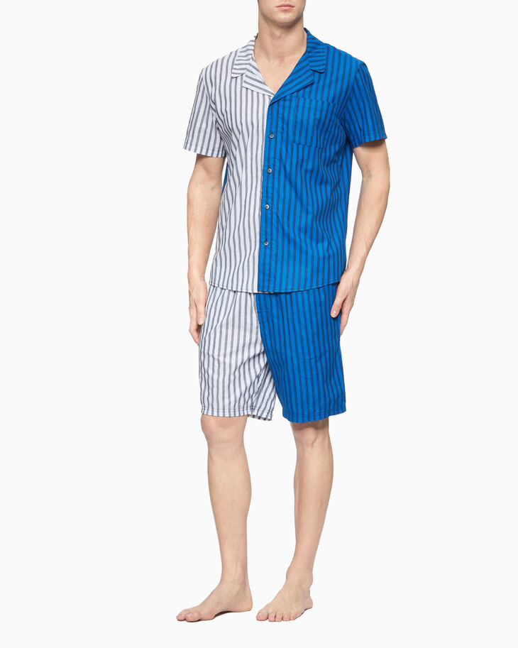 CALVIN KLEIN CK ONE WOVEN SLEEP SHORTS