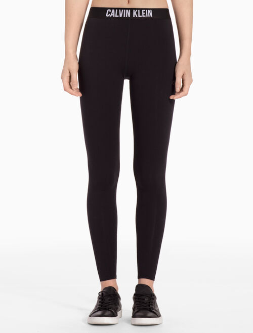 CALVIN KLEIN FULL LENGTH LOGO BAND LEGGINGS