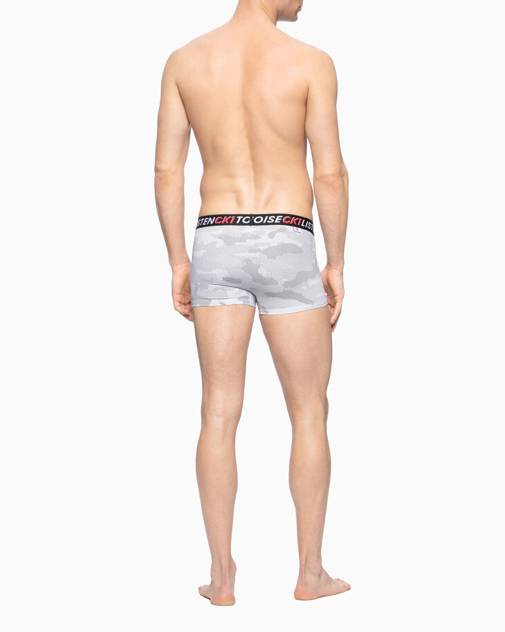 CALVIN KLEIN CK ONE LISTEN MICRO LOW RISE TRUNKS