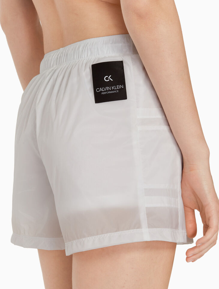 CALVIN KLEIN X RAY TECH WOVEN PANTS