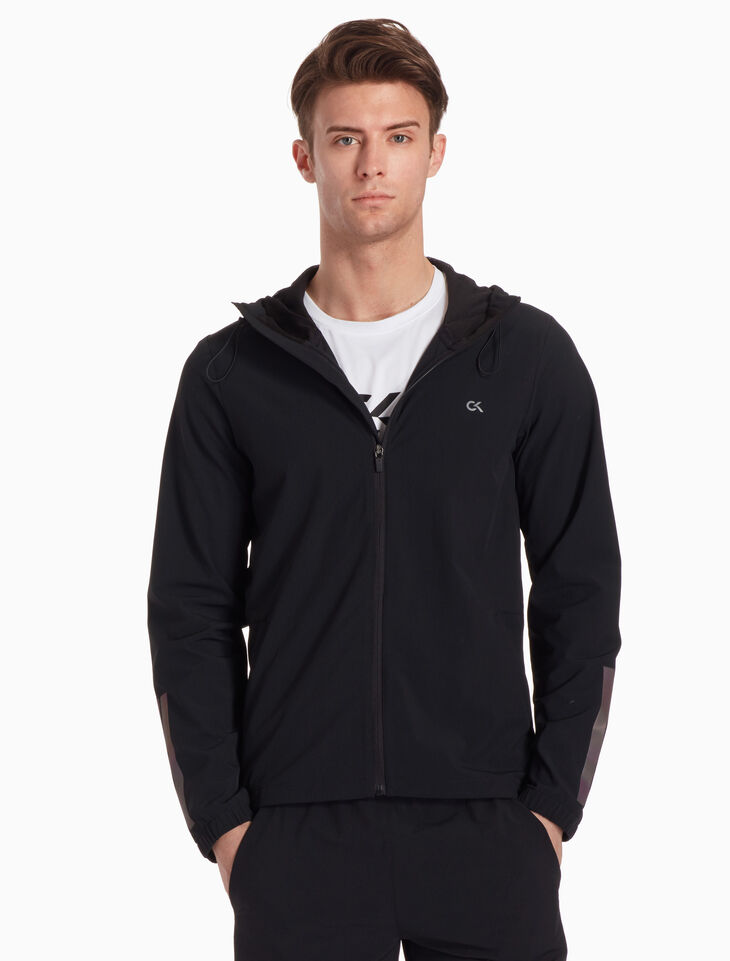 CALVIN KLEIN PACKABLE WINDBREAKER