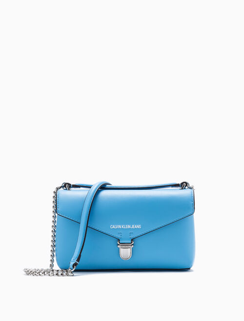 CALVIN KLEIN SCULPTED CROSSBODY BAG