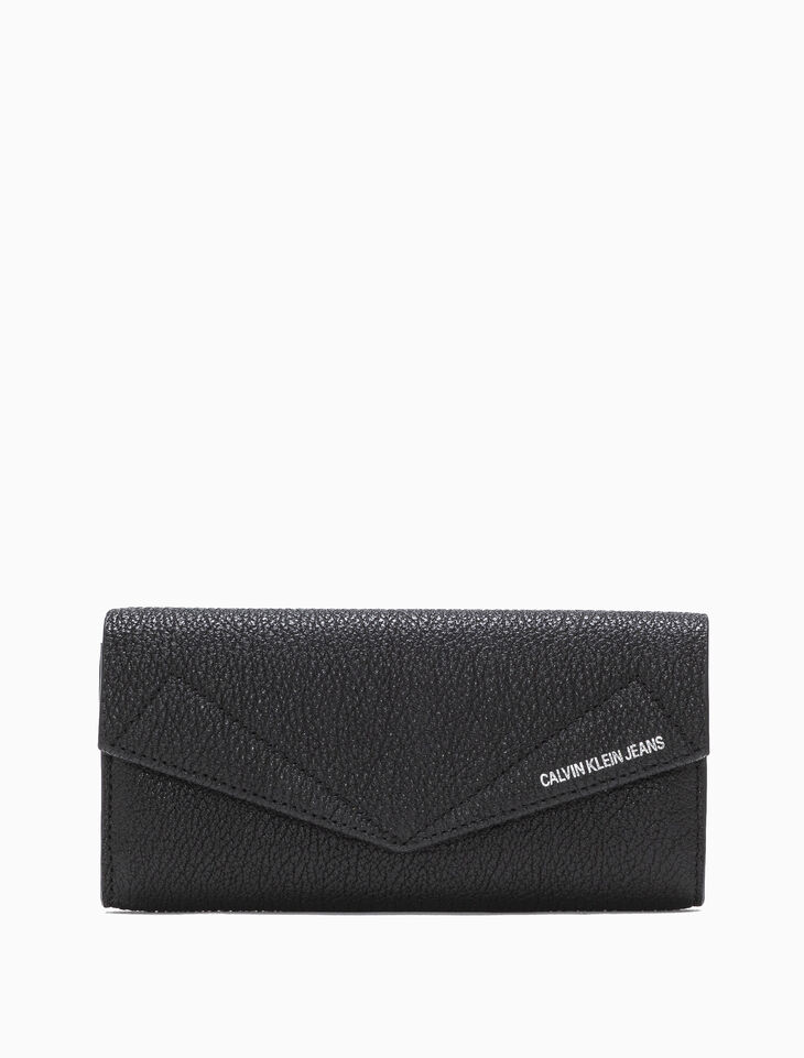 CALVIN KLEIN LONG FOLD WALLET