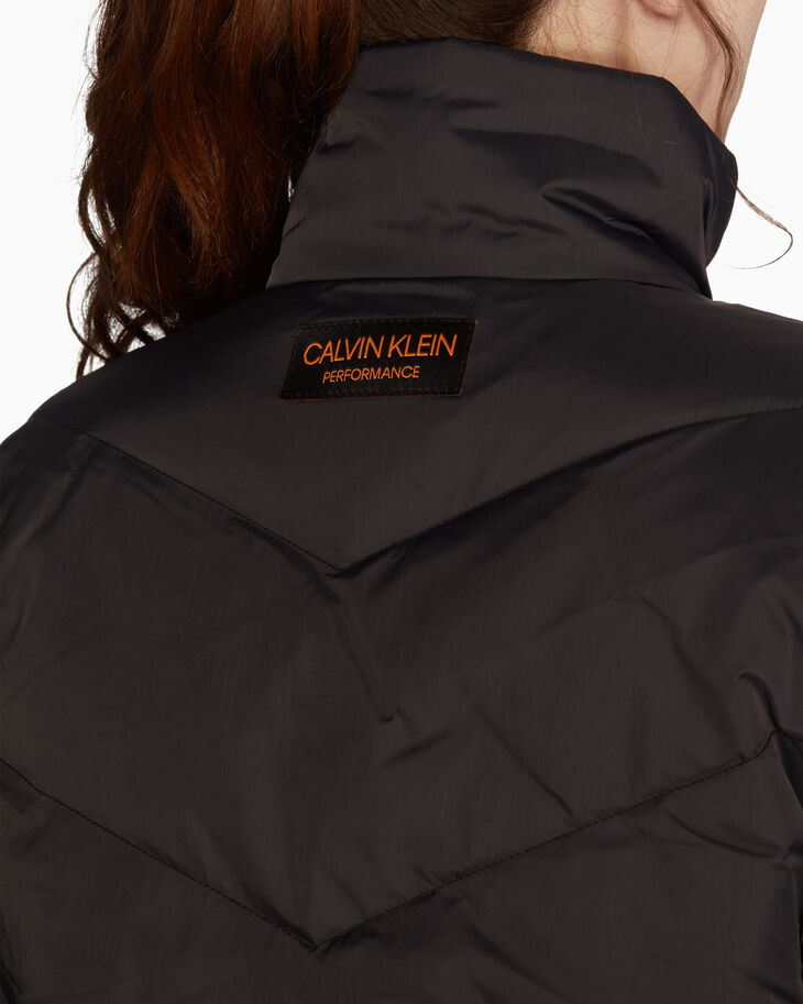 CALVIN KLEIN GRAPHIC DOWN JACKET
