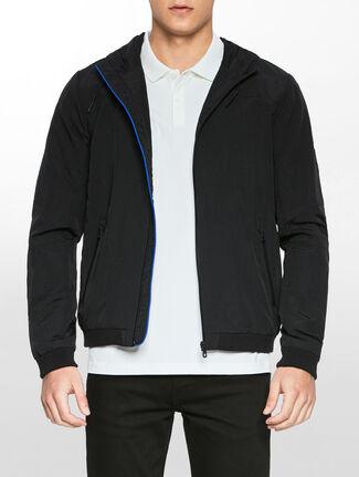 CALVIN KLEIN オベラッシュジャケット