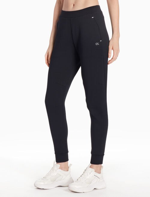 CALVIN KLEIN MODERN SWEAT SPACER CUFFED PANTS