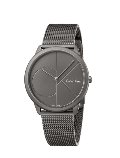 CALVIN KLEIN MINIMAL EXTENSION WATCH