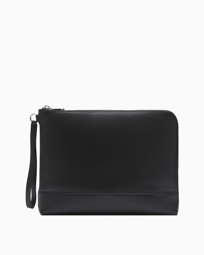 CALVIN KLEIN LOGO POP NOTEBOOK POUCH