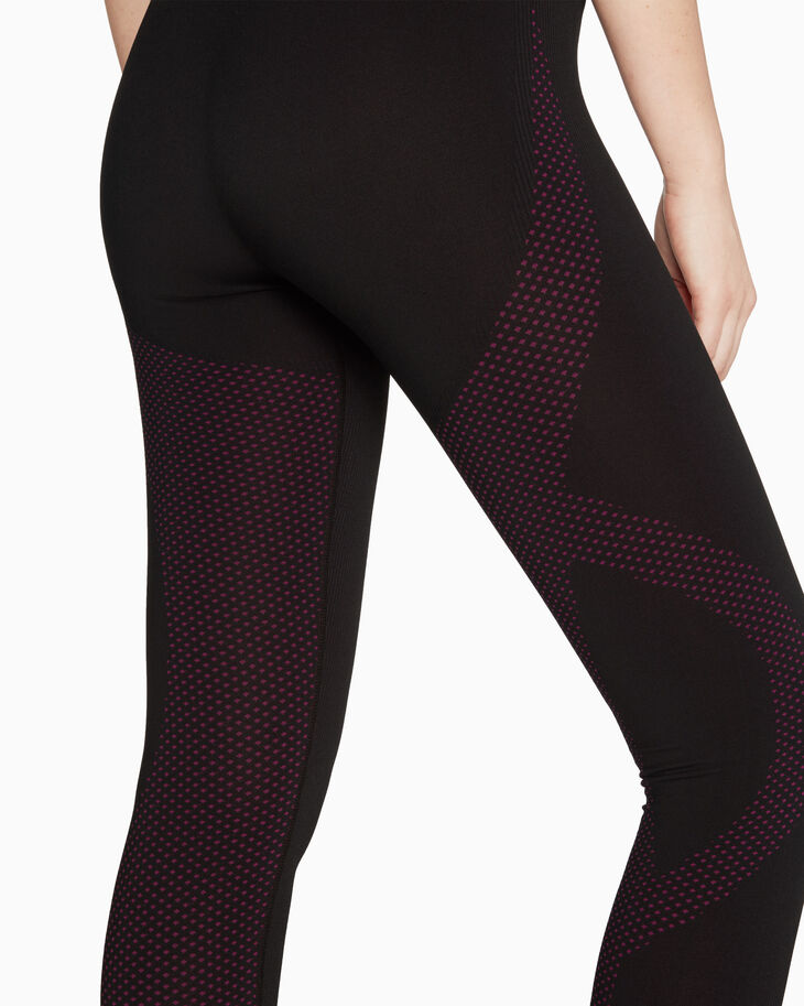 CALVIN KLEIN SEAMLESS HIGH RISE TIGHTS