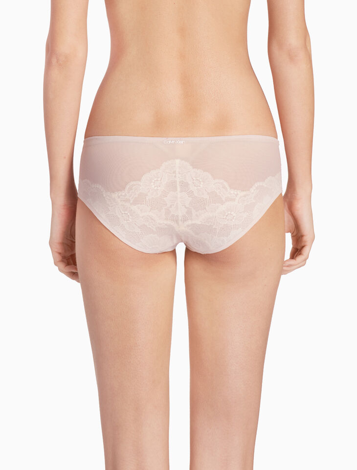 CALVIN KLEIN PRESSED LACE 힙스터