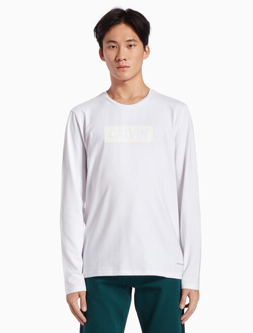 CALVIN KLEIN INSTITUTIONAL ロゴ T シャツ