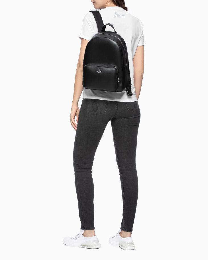 CALVIN KLEIN CKJ MONOGRAM CAMPUS BACKPACK 35