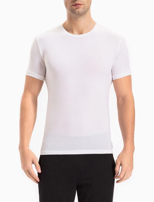 592aa5e92aac BUY WEIGHTLESS MICRO CREW NECK T-SHIRT - Calvin Klein Hong Kong