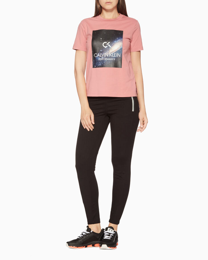 CALVIN KLEIN GALAXY BILLBOARD TEE