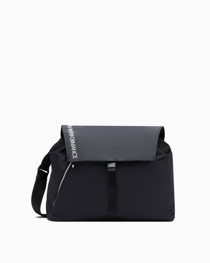 CALVIN KLEIN CINCHED MESSENGER BAG