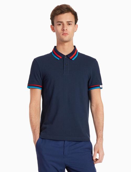 CALVIN KLEIN CLASSIC PIQUE ポロシャツ