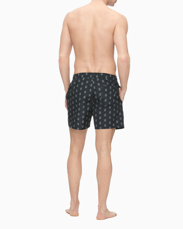 CALVIN KLEIN CK NYC MONOGRAM MEDIUM SHORTS