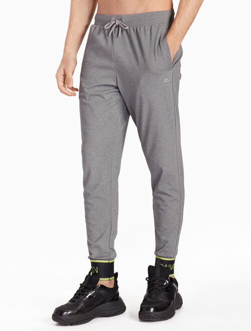 CALVIN KLEIN ACTIVE ICON SWEAT PANTS