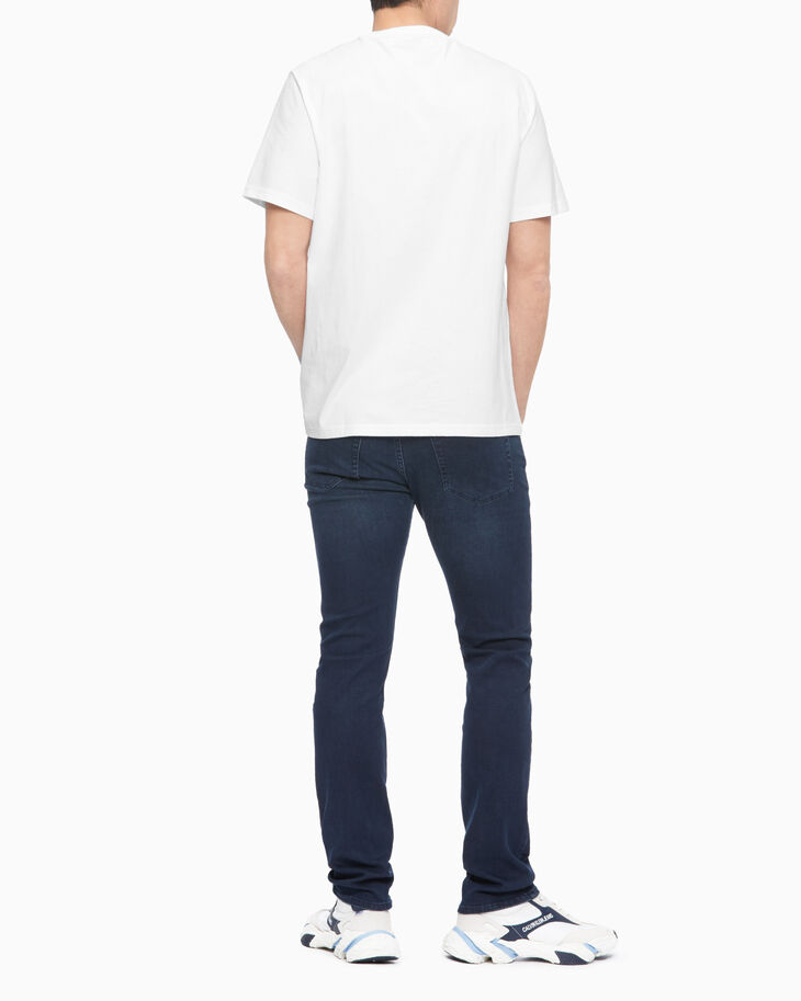 CALVIN KLEIN OVERSIZED FLYER GRAPHIC TEE