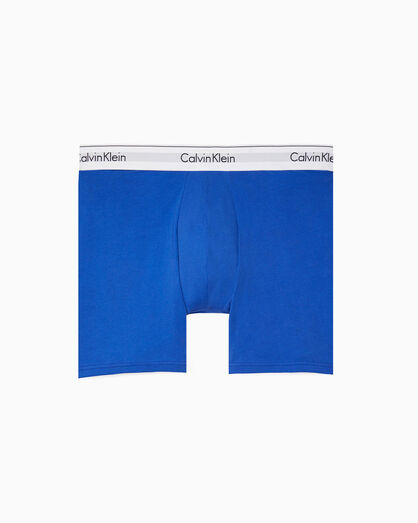 CALVIN KLEIN MODERN COTTON BOXER BRIEF