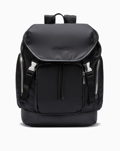 CALVIN KLEIN SLEEK NYLON BACKPACK 45