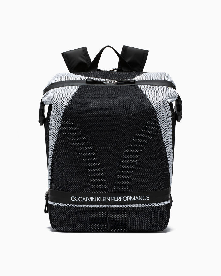CALVIN KLEIN 3D KNIT BACKPACK LARGE