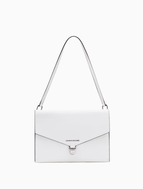 CALVIN KLEIN SCULPTED SHOULDER BAG