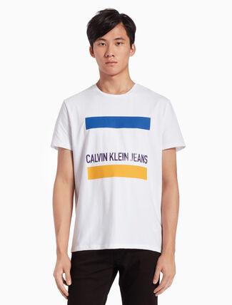CALVIN KLEIN FASHION LOGO TEE