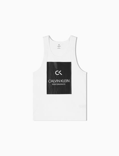 CALVIN KLEIN BILLBOARD TANK TOP