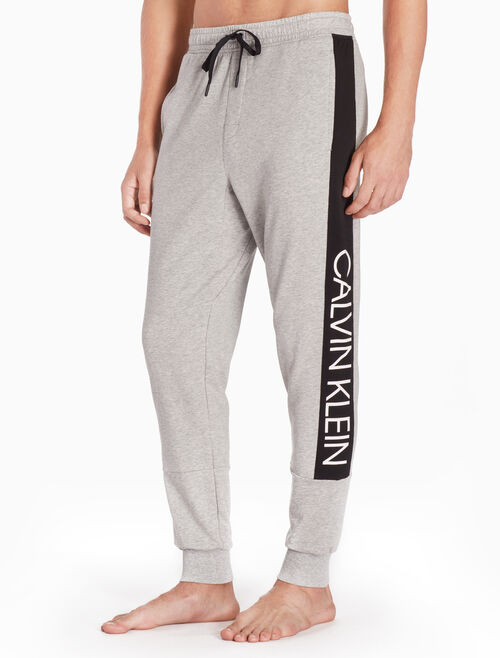 CALVIN KLEIN STATEMENT GRAPHIC LOUNGE JOGGERS