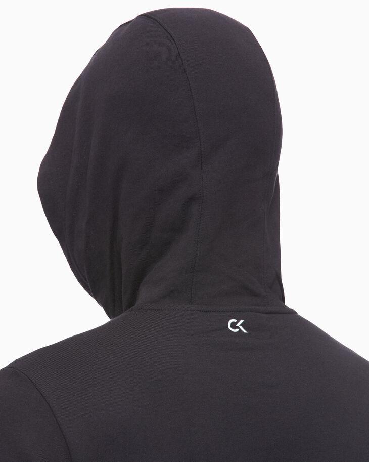 CALVIN KLEIN STATEMENT ESSENTIALS 短袖連帽上衣